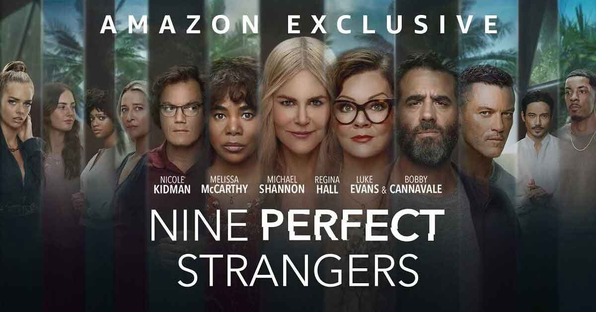 Nine Perfect Strangers 2021 – Season 01 Complete in Hindi