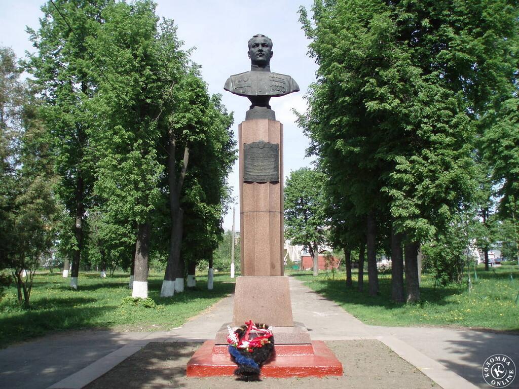 #kolomnareplay 103-я годовщина со Дня рождения Дважды Героя Советского  Союза В.А. Зайцева