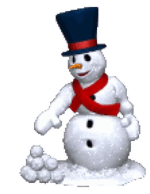 танцующие снеговики анимация дают четыре