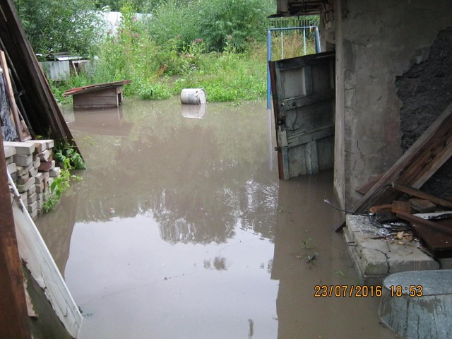 затопило частный дом куда обращаться