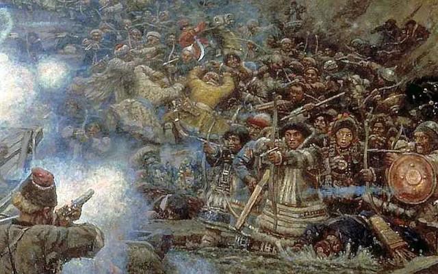 Kết quả hình ảnh cho Битва на реке Орловой