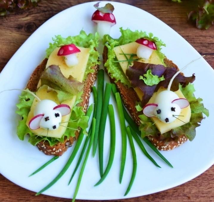 простые и интересные блюда картинками