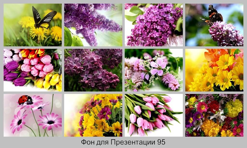 Цветочный Фон Текстуры