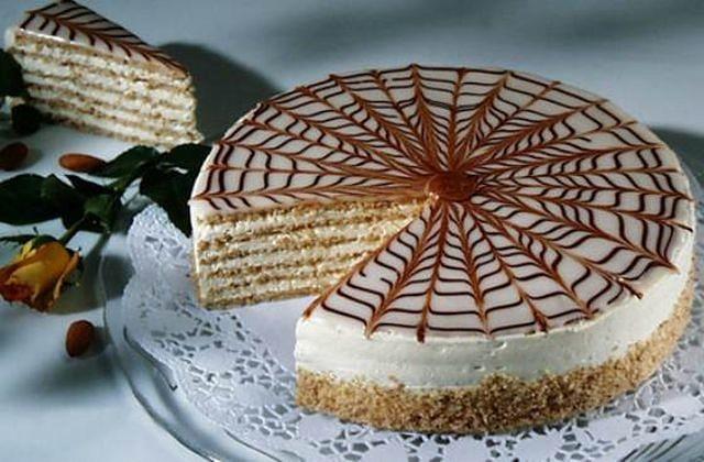 Торты австрийский десерт