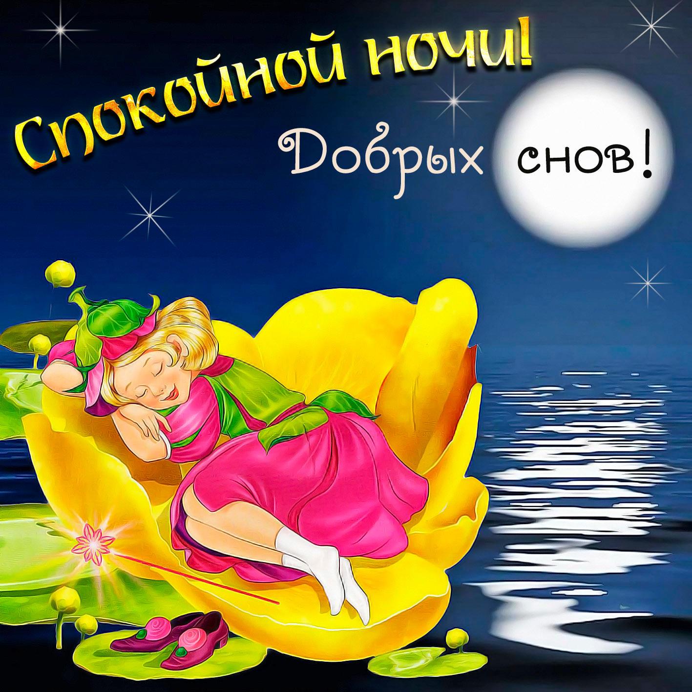 того, русские пожелания хороших сновидений можете
