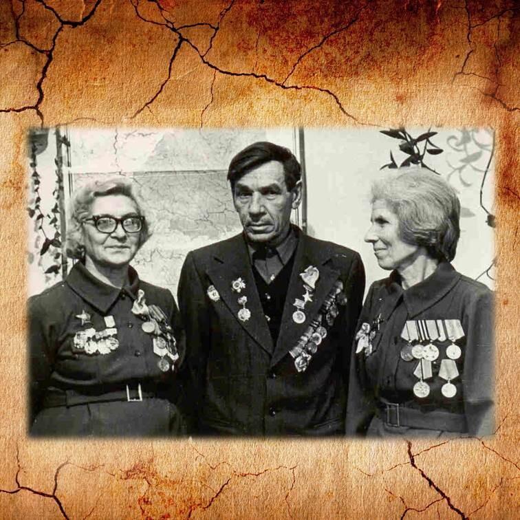 Ляхова Л.М,Гер.Сов Сою А.И.Донских, А.К.Макарова 1984