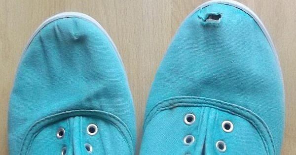 78b1397f Старые кроссовки или кеды! Кто-то относит обувь на свалку сразу же, а  кто-то знает эти замечательные секреты и наслаждается ...