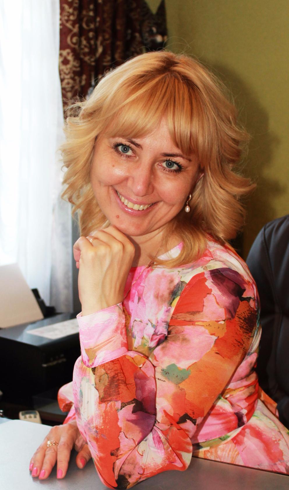 Ирина Мазовка(Ткаченко)