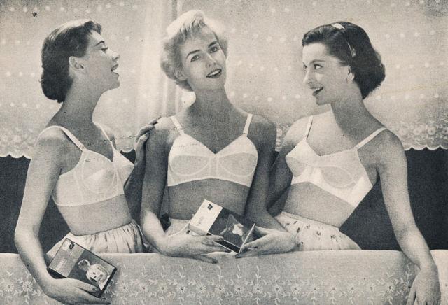 Женское белье 1930 года роликовые массажеры