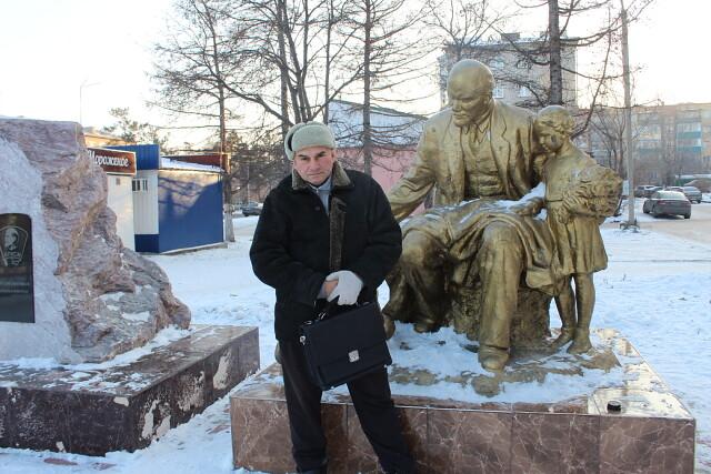 Игорь и Ленин