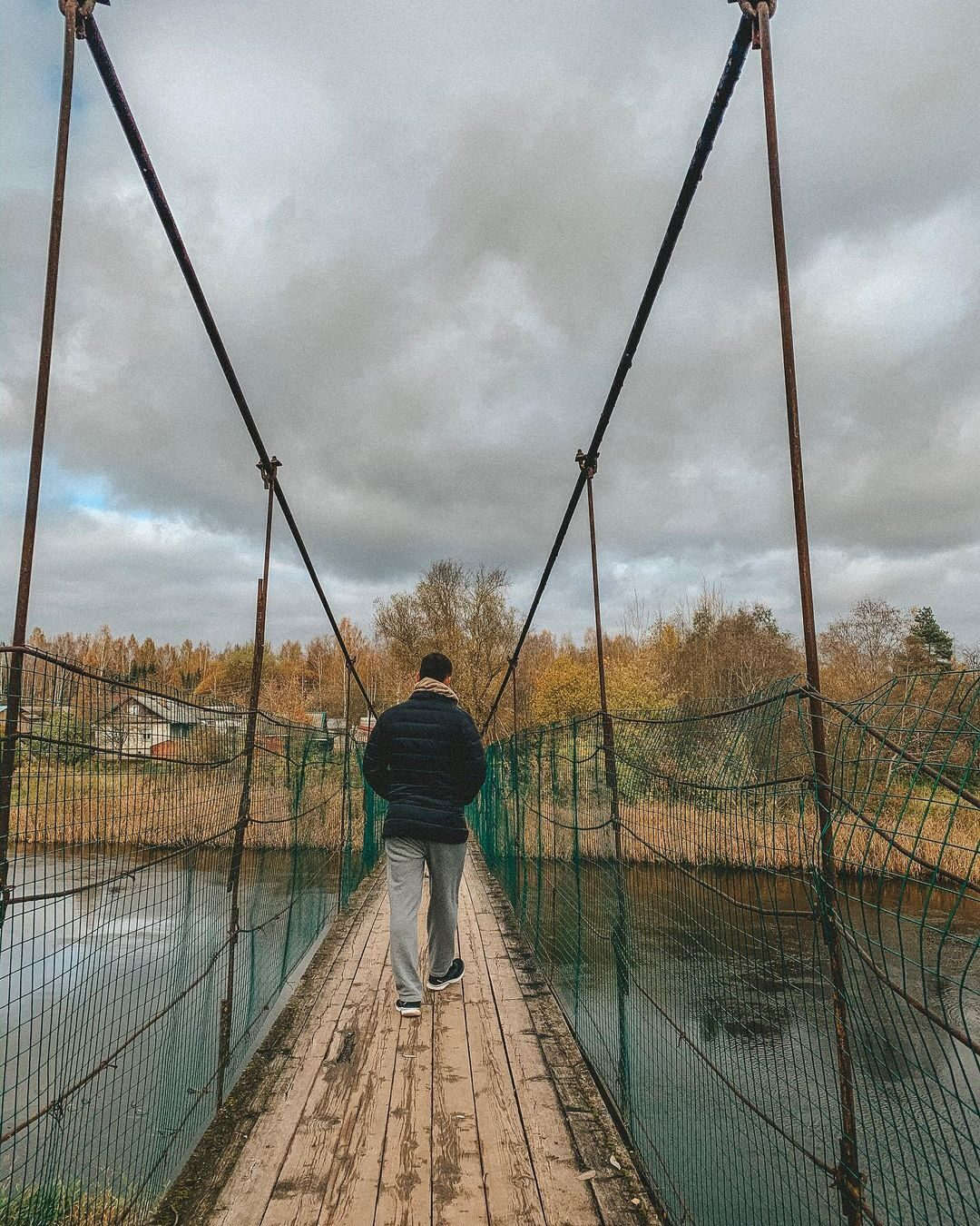 Осенняя красота Тверской области попала в объективы фотографов