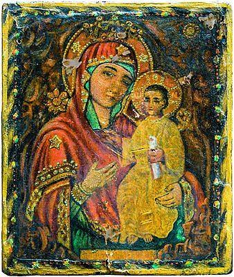 Ташлинская икона Божией Матери «Избавительница»-21 октября