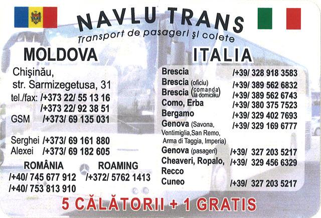 Italia - Locuri de munca - vinderepede.ro