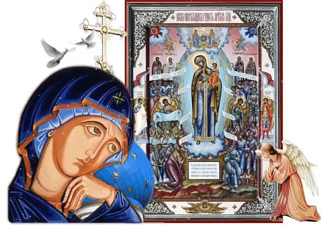 очень гордится открытки скорбящей матерь божьей матери анжела флорибунда форме