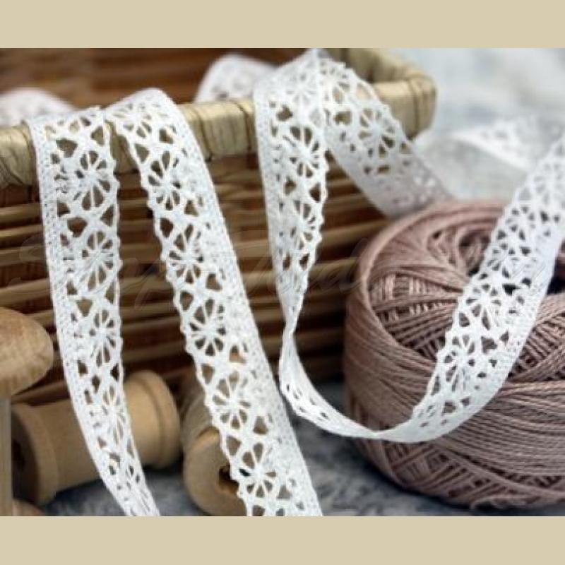 схемы для вязания крючком кружева и тесьмы