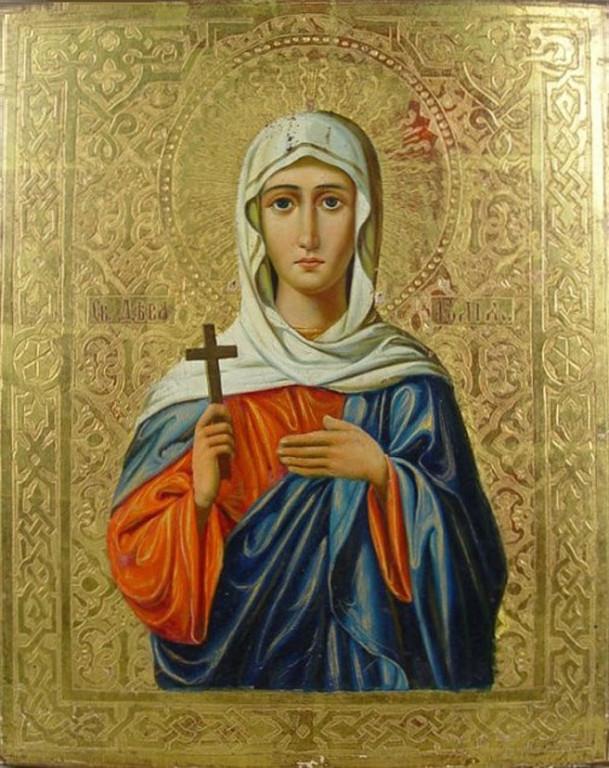 Святая мученица Иулия (Юлия) Карфагенская (V век) –