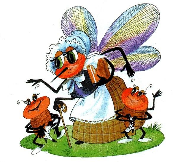 картинка денежки из сказки муха цокотуха количество