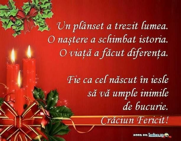 Ca la ferici, Best Crăciun fericit! images | Crăciun, Felicitări, Felicitări de crăciun