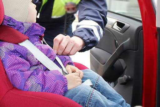 В Петровском районе проводится профилактическое мероприятие ГИБДД «Ребенок – главный пассажир!»