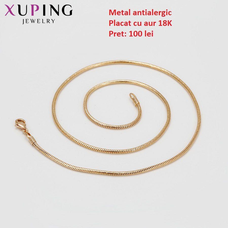 Va Propun O Gama Larga De Bijuterii Placate Cu Aur 18k Metal
