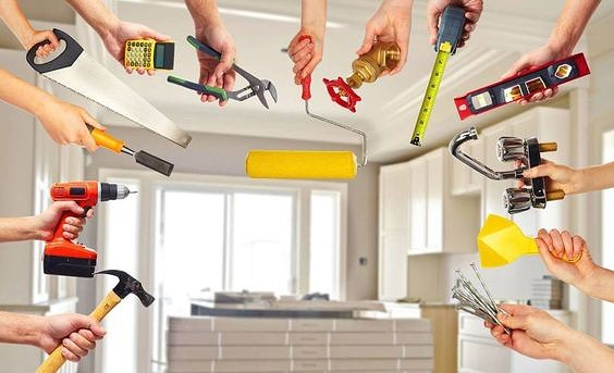 lucrări urgente la domiciliu