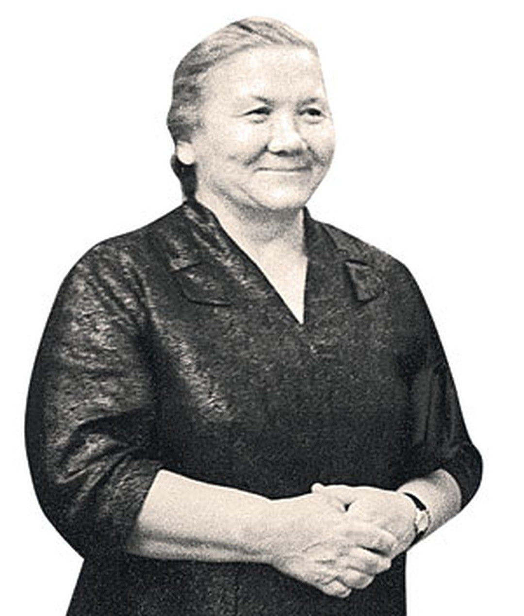Жена Хрущева Нина Кухарчук
