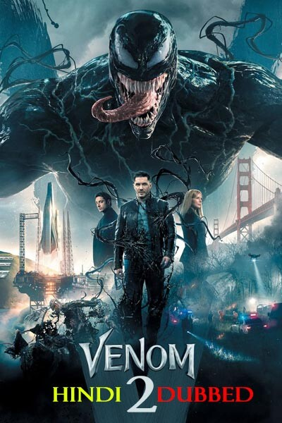 Venom Let There Be Carnage (2021) Hindi Dubbed