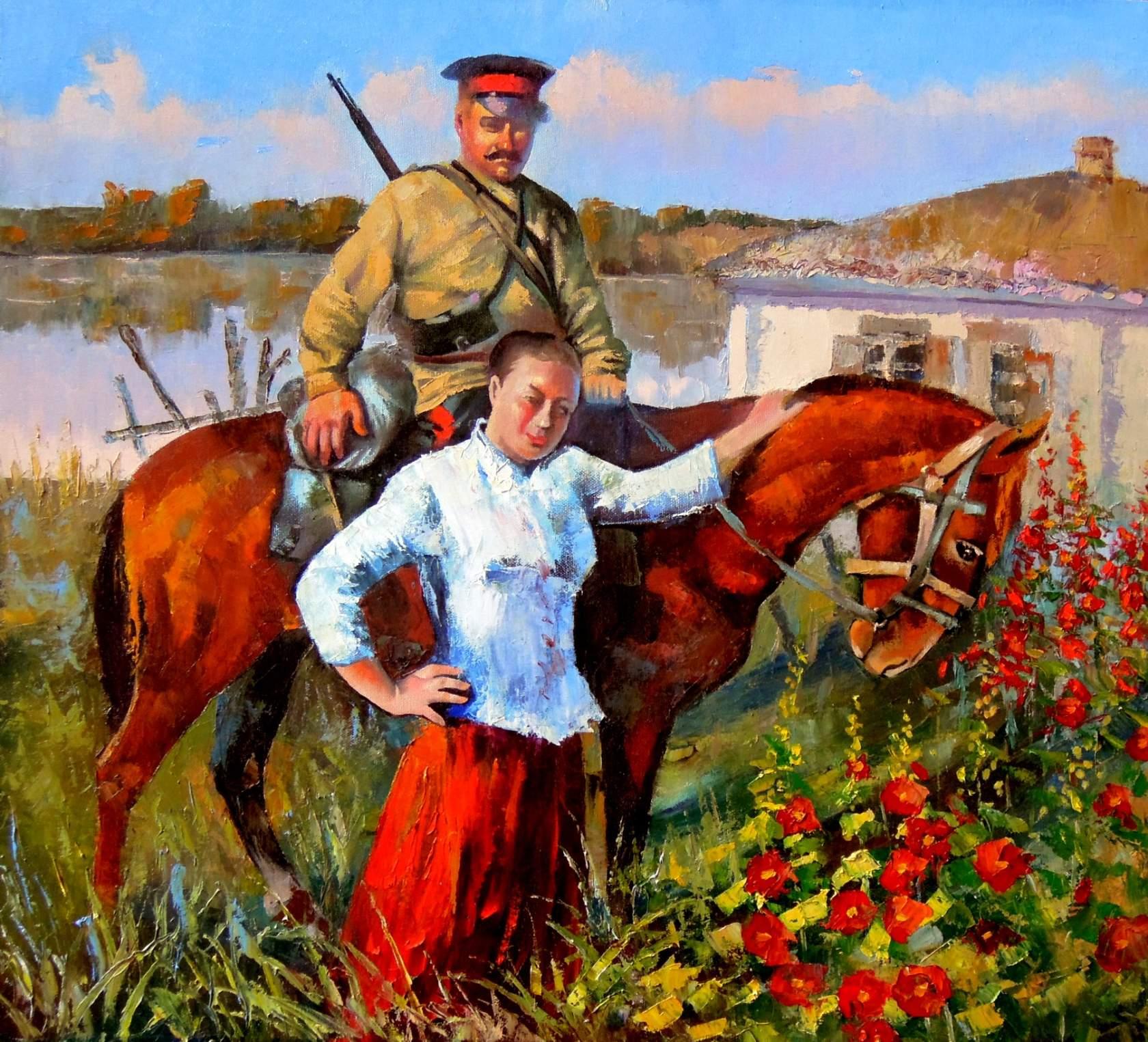 Донские казаки картинки рисунки