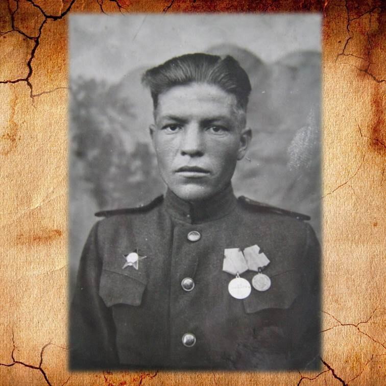 Потылицын Григорий Прокопьевич