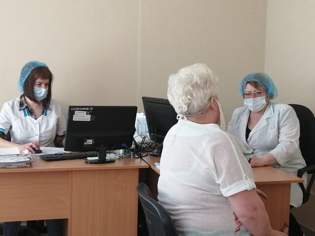 О возобновлении оказания плановой помощи поликлиническим звеном Городской больницы Асбеста