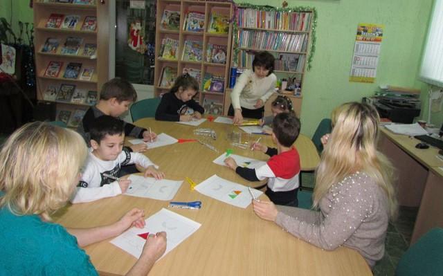 В зимние каникулы библиотеки Петровска проводят развлекательные мероприятия для детей