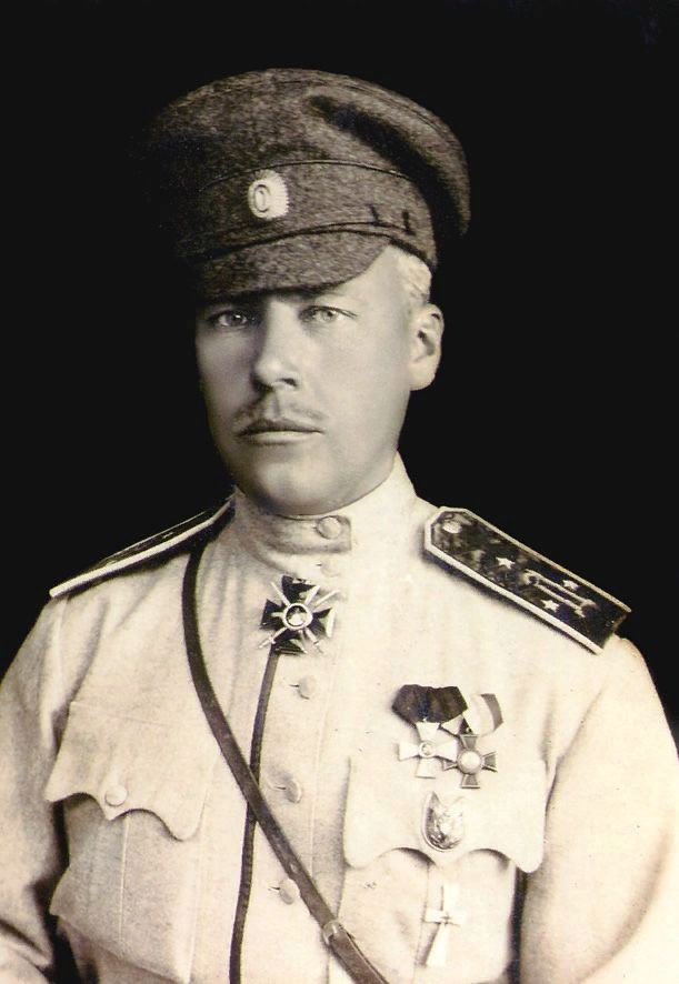 Евгений Эдуардович Месснер — офицер Генштаба, полковник... | Интересный контент в группе ВОЗРОЖДЕНИЕ МОЕГО ОТЕЧЕСТВА