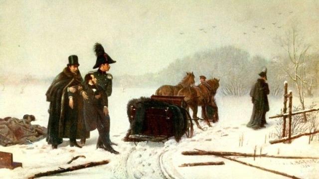8 февраля 1837 года произошла дуэль А.С. Пушкина с  Дантесом
