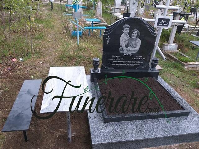 varicele mormintelor)