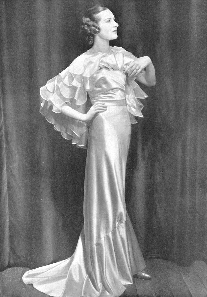 Платья 1930 Годов