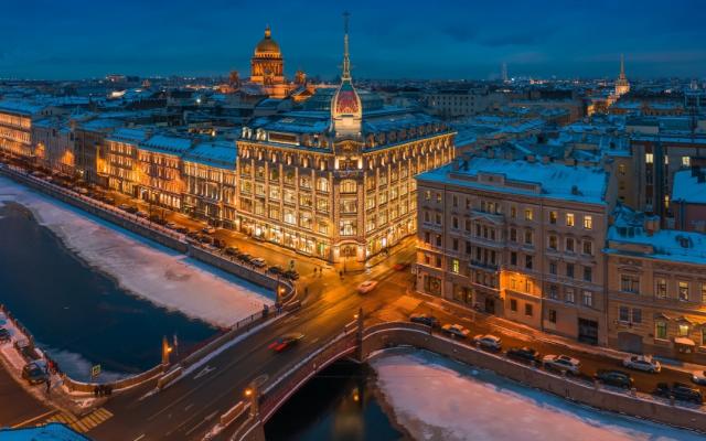 Власти Петербурга хотят сделать город центром медицинского туризма