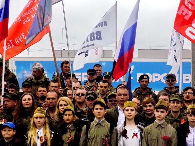 Праздник Победы в музее «Радогощ»