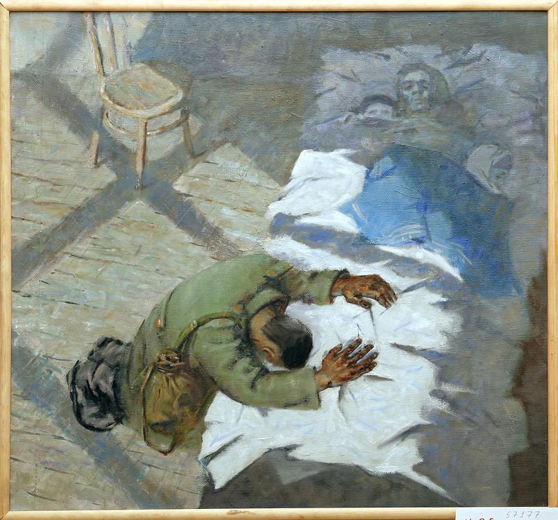 Прикольных лосин, картинки на 9 мая с солдатом со с войны вернулся домой