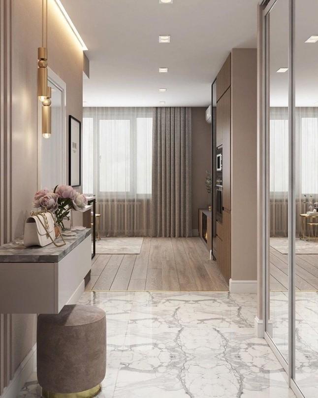 одно самых фото коридора в квартире со светлым полом зачем британцы желают