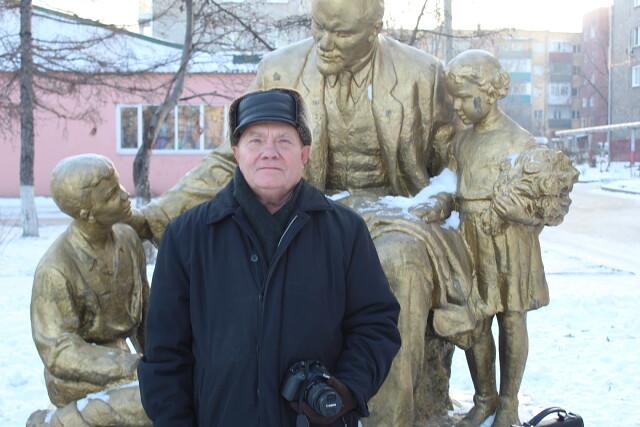 Кипреев у Ленина