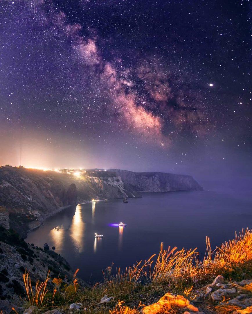 спецназовцами все-таки фото звездная ночь фиолент правило
