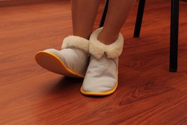 varicoză din pantofi)