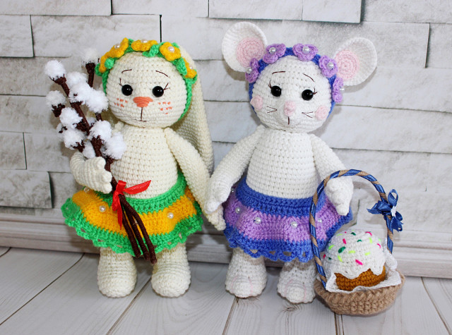 Pdf весенние зайка и мышка Httpsamimoreruvesennie Zajka I