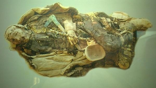 Самые древние брюки в мире - из Восточного Туркестана
