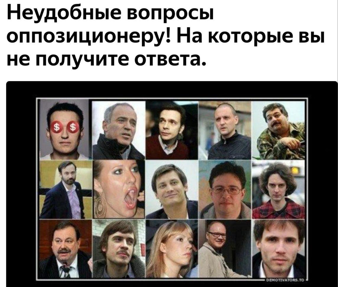 что русская оппозиция прикольные картинки том