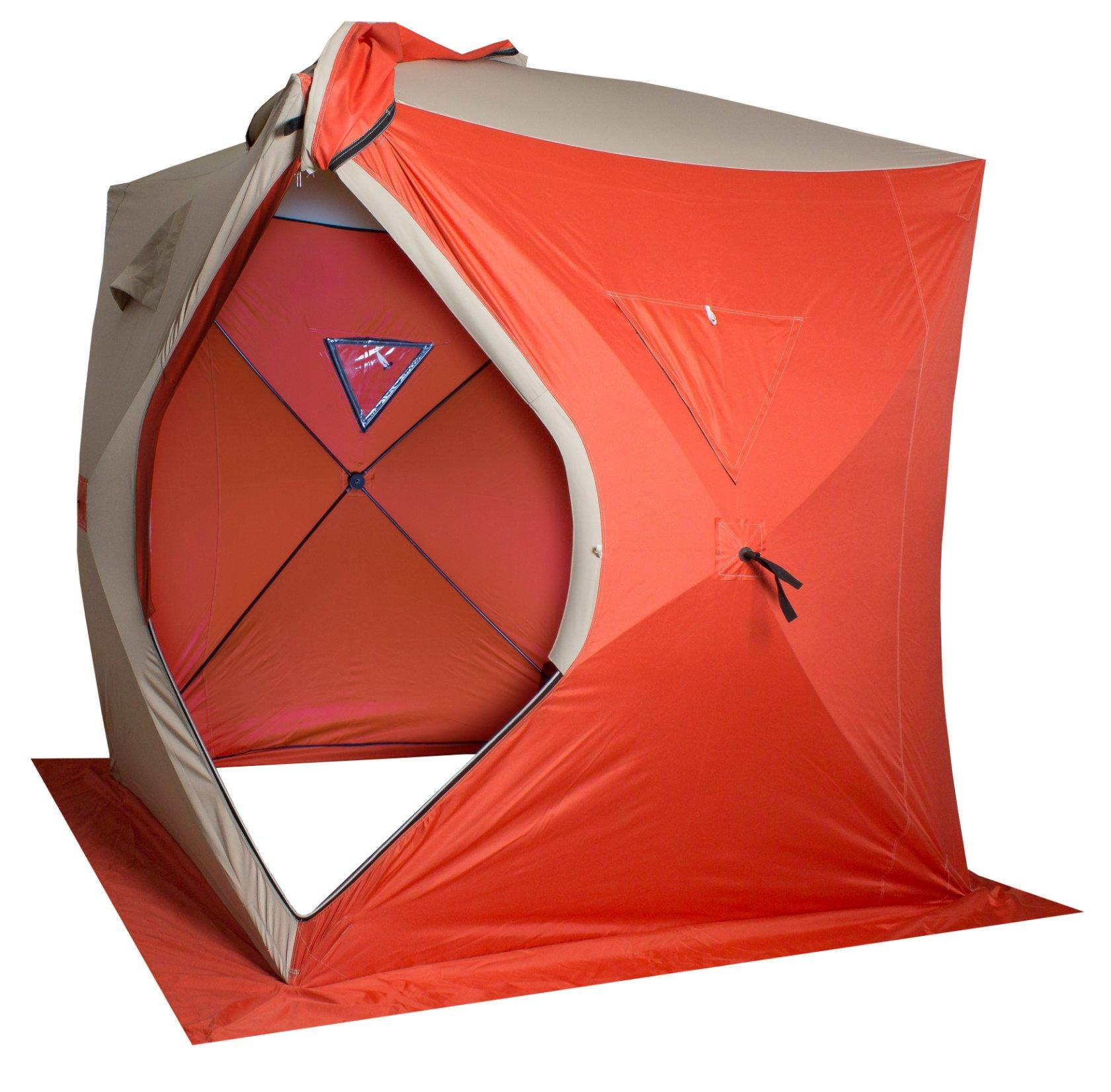 Палатка утепленная, 3-х слойная 200х200см