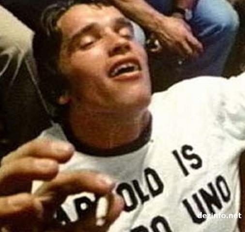 Шварценеггер про марихуану марихуану смешивают с табаком