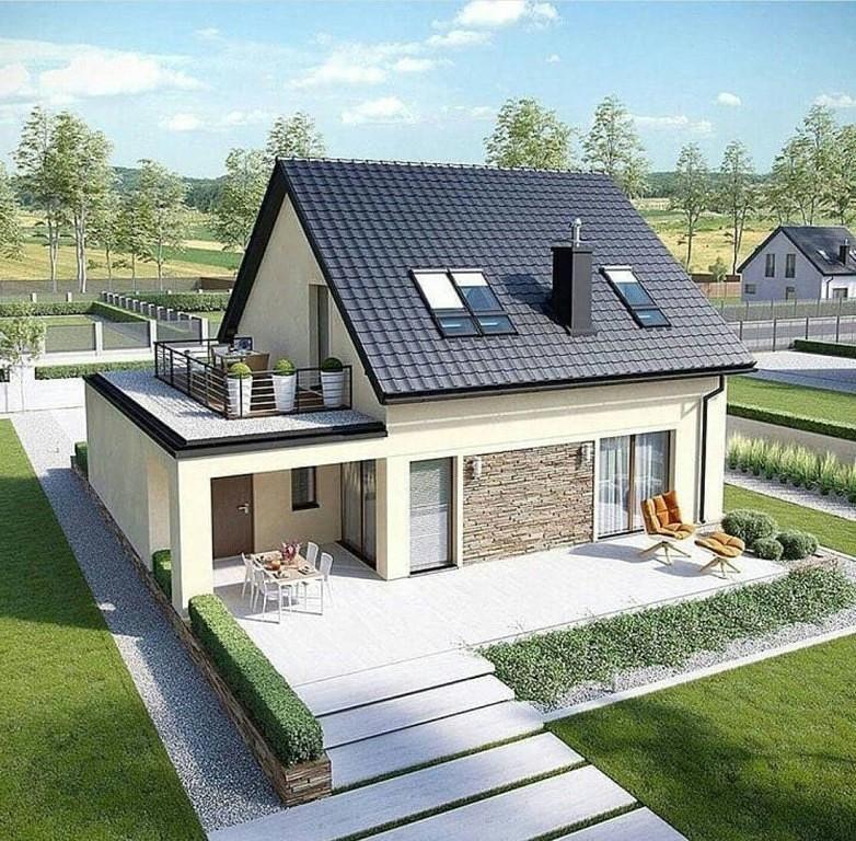близнецов фото небольших домов с проектами комплексе