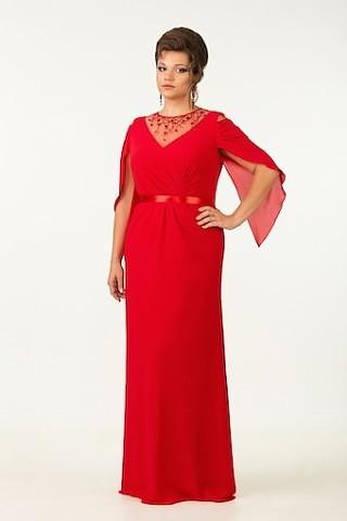 6fac38cbad0 Особое место в женском гардеробе занимают вечерние платья для полных женщин.  Их не так просто подобрать