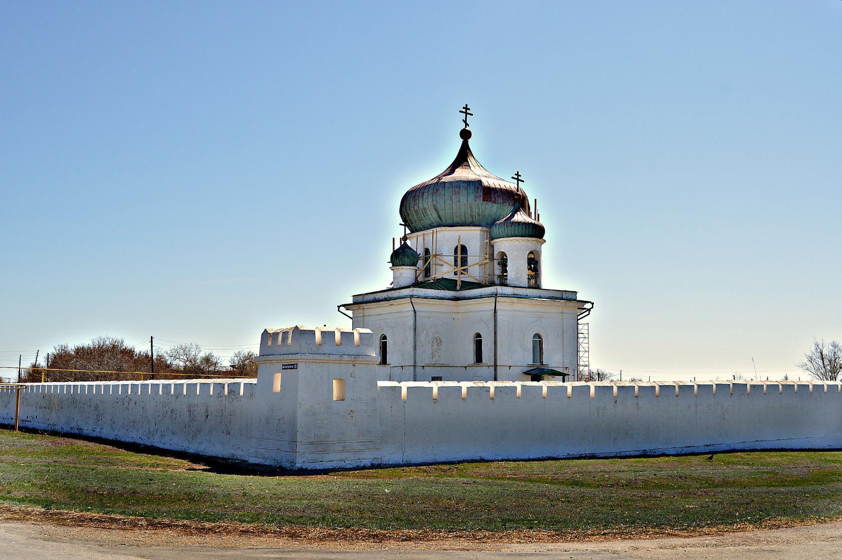 Николаевская крепость